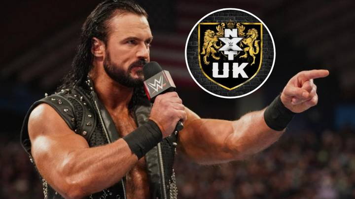 Drew McIntyre Keeps Telling Triple H To Put Him On NXT UK