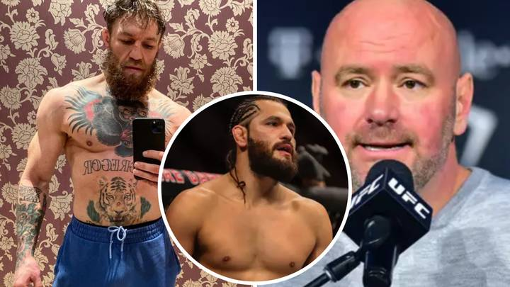 Dana White Warns Conor McGregor Ahead Of Potential Jorge Masvidal Fight