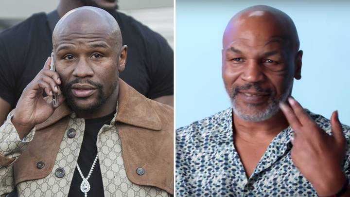 Mike Tyson Claims Prime Version Of Himself Would Kick Floyd Mayweather's 'A**e' In A Street Fight