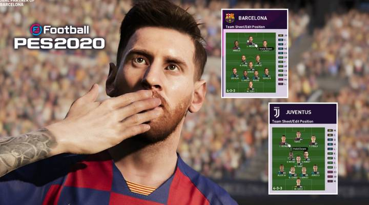 Lionel Messi Can Get A Higher Rating Than Cristiano Ronaldo In PES 2020