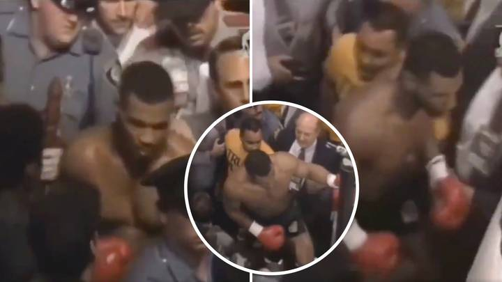 Mike Tyson's Bone-Chilling Entrance Against Michael Spinks Is Boxing's Greatest Ring Walk