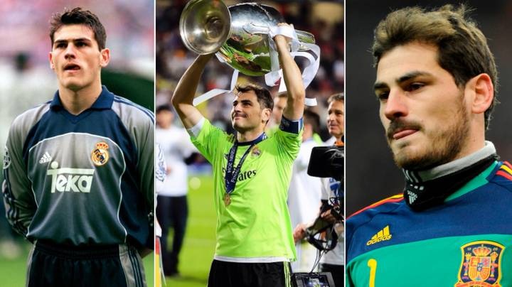 The Stats Behind Iker Casillas' Career Prove He Is One Of The Best Goalkeeper's Ever