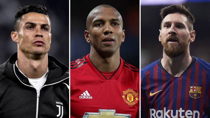 Martin O'Neill Once Said Ashley Young Was On Par With Lionel Messi And Cristiano Ronaldo