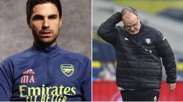 Mikel Arteta Says He Has A Secret Mole Close To Marcelo Bielsa As Arsenal Face Leeds United