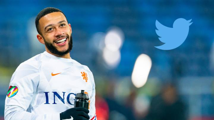 'Depay' Trends Because Typing Lyon Forward's First Name Leads To Twitter Suspension