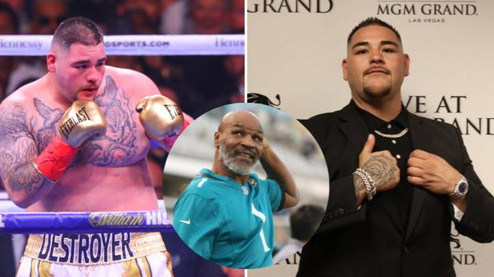 Mike Tyson Doesn't Understand Why Andy Ruiz Jr Lost Weight For AJ Rematch
