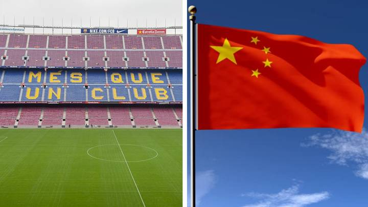 Barcelona Star Agrees Move To Chinese Super League