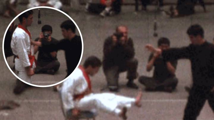 Bruce Lee's One-Inch Punch Knocked A Man '16 Feet Backwards'