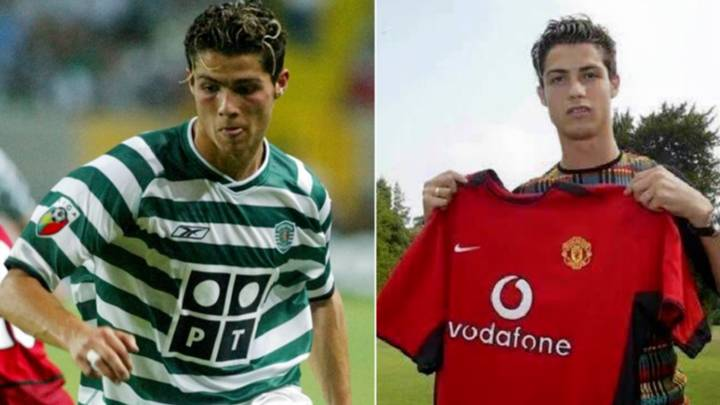 16 Years Ago Today, Cristiano Ronaldo Announced Himself To The World