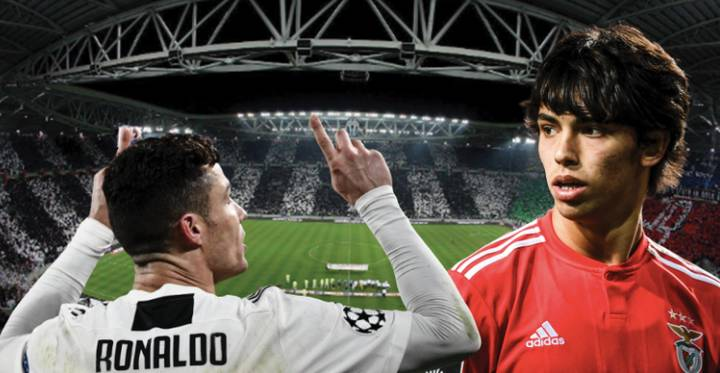 Juventus To 'Reach Agreement' Over The Signing Of João Félix From Benfica