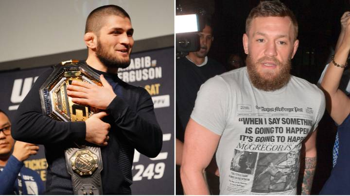 "Conor McGregor Tries To Expose Khabib's ""Garbage"" UFC Achievements In Twitter Rant"