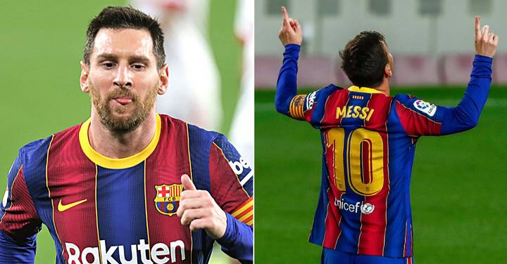 Barcelona To Offer Lionel Messi 10-Year Contract To Keep Him At Club Beyond Retirement