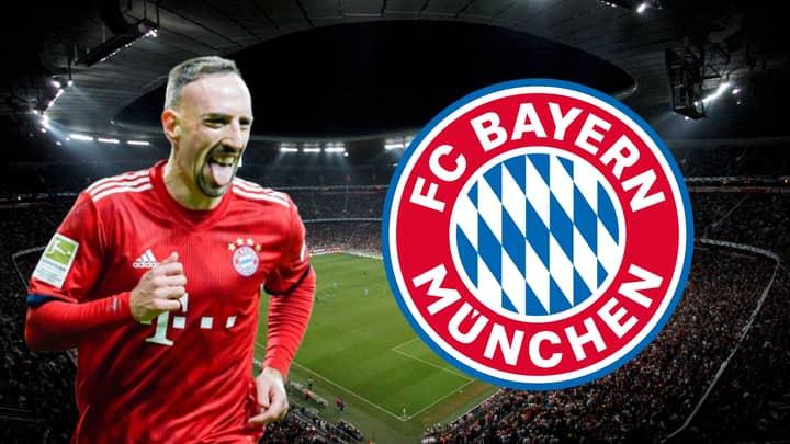 European Club Want To Sign Bayern Munich Star Franck Ribéry In January