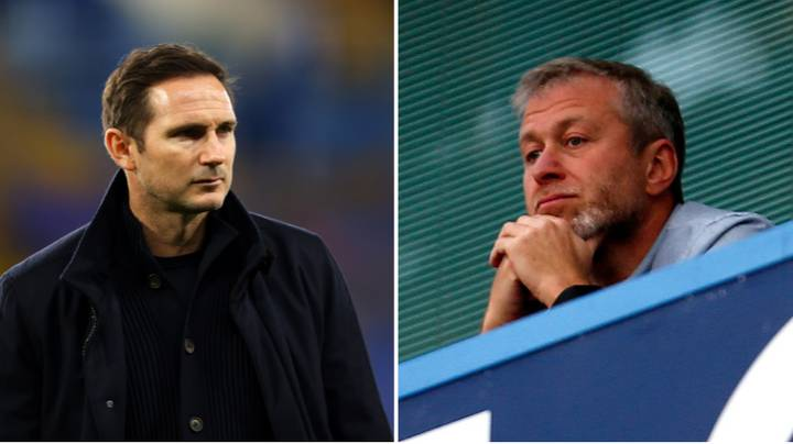 Details Of How Frank Lampard's Sacking Was Handled Have Been Revealed