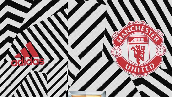 Manchester United's Third Kit For 20/21 Season Could Feature 'Dazzle Camo' Design