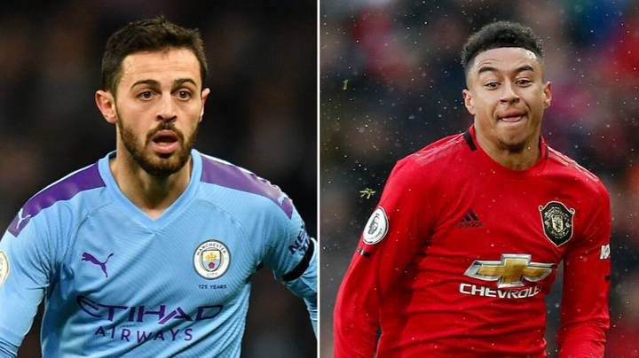 Bernardo Silva Has More Goals In Two Games At Old Trafford Than Jesse Lingard In Two Seasons