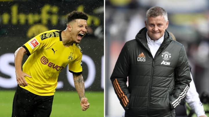 Borussia Dortmund Have 'Gentleman's Agreement' With Jadon Sancho Over Transfer