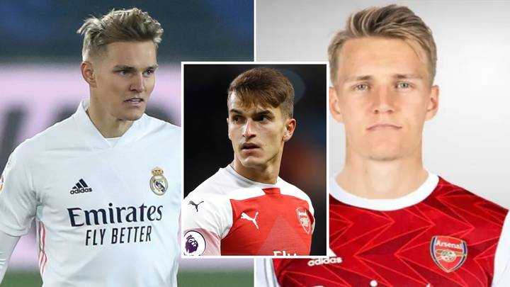"""Martin Odegaard """"Could Be An Embarrassment Like Denis Suarez"""" At Arsenal"""