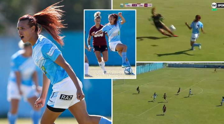 Mara Gomez Becomes The First Transgender Woman To Play Professional Football In Argentina