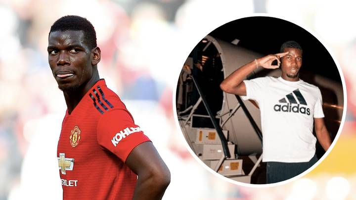 Paul Pogba Reportedly Refusing To Play For Manchester United In Friendly