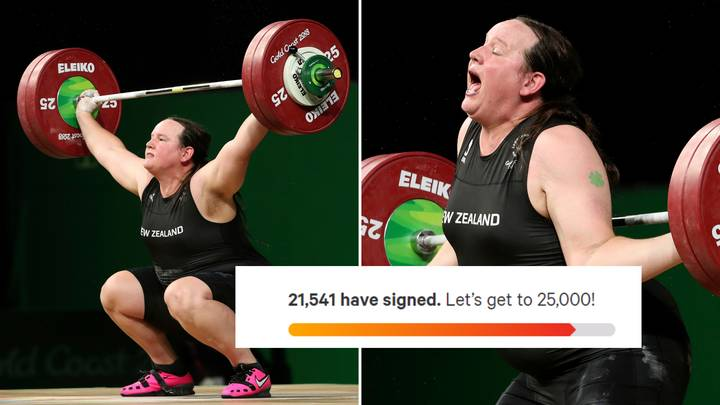 Over 21,000 People Sign Petition To Change Rule That Allowed Trans Weightlifter On Olympic Team