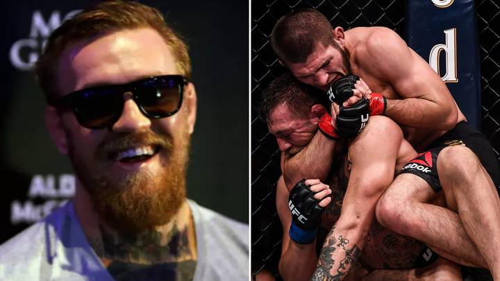 UFC Fan Has A Bold Theory For Conor McGregor's Recent Comments About Khabib Nurmagomedov's Father