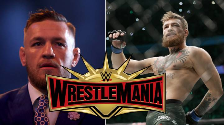 Conor McGregor Appears Set For WrestleMania 35 After Shock Retirement From MMA