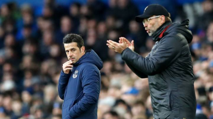 Liverpool Manager Jurgen Klopp In Contact With Everton Player's Agent Over Transfer