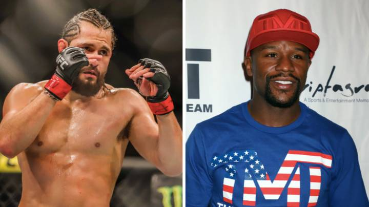 Jorge Masvidal Hints At Fighting Floyd Mayweather After 2020 Comeback Announcement