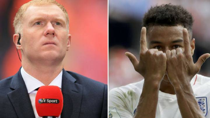 Man United Fans Are Unhappy With Paul Scholes' Comments About Jesse Lingard