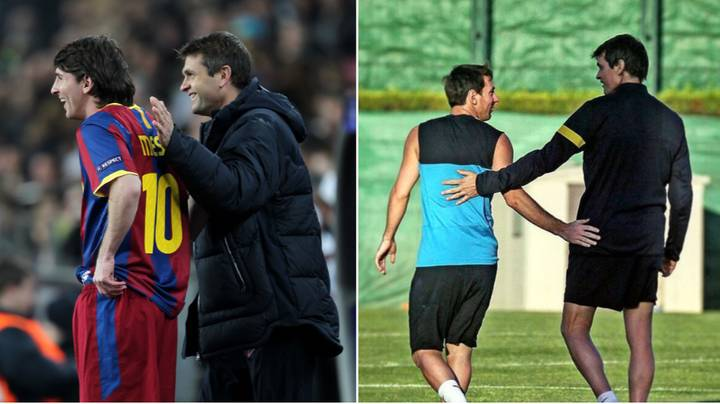 Tito Vilanova Convinced Lionel Messi To Stay At Barcelona Six Days Before Passing Away