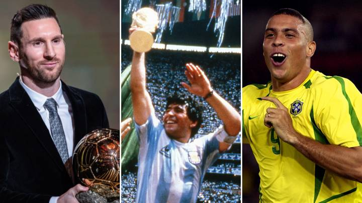 The 'Ballon d'Or Dream Team' Has Been Announced And It's Filled With Legends