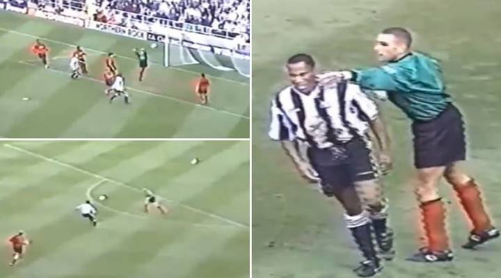 Vinnie Jones Gave A Goalkeeping Masterclass 25 Years Ago Today