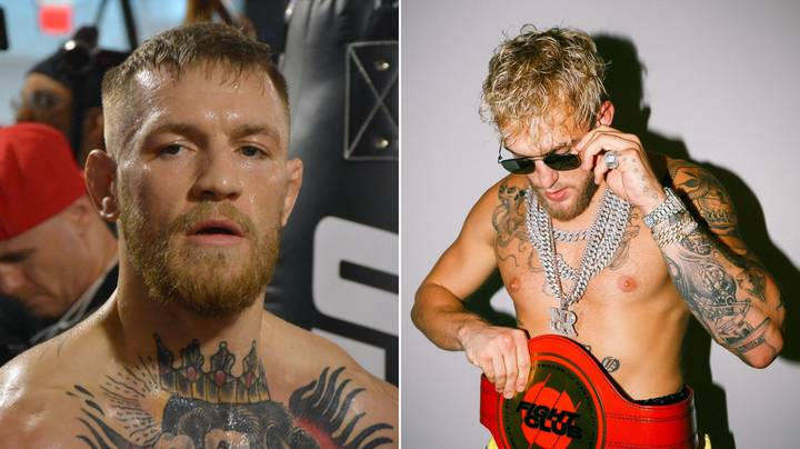 Jake Paul Vs. Conor McGregor 'Just Became More Realistic'