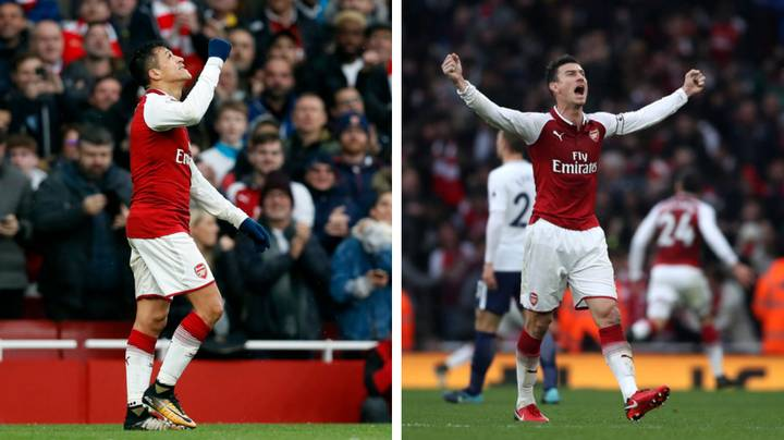 Arsenal Beat Spurs In The North London Derby