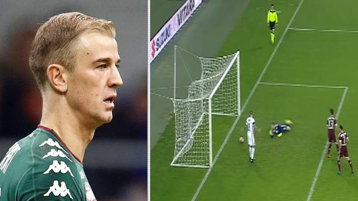 WATCH: Joe Hart Had A Bad Day At The Office Against Inter