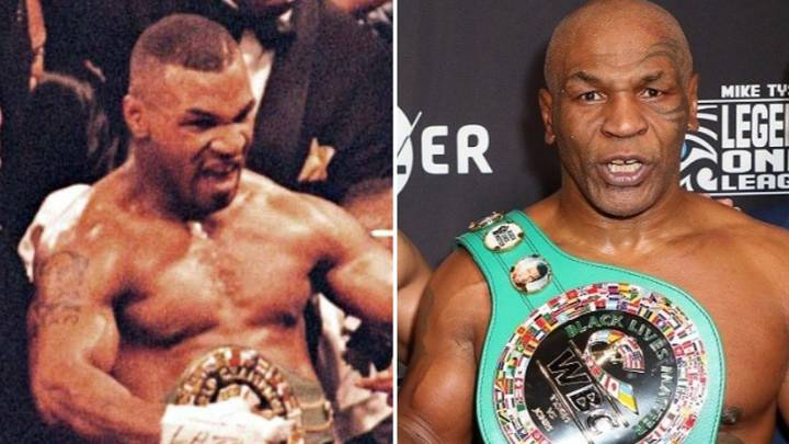Mike Tyson Has Been Offered A World Title Shot At The Age Of 54