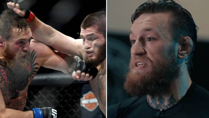 Conor McGregor Reacts To Dana White Saying He's On Standby To Fight Khabib Nurmagomedov