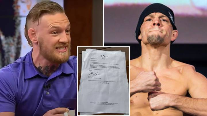 Conor McGregor Intensifies Nate Diaz Rivalry With Fresh Attack On Social Media