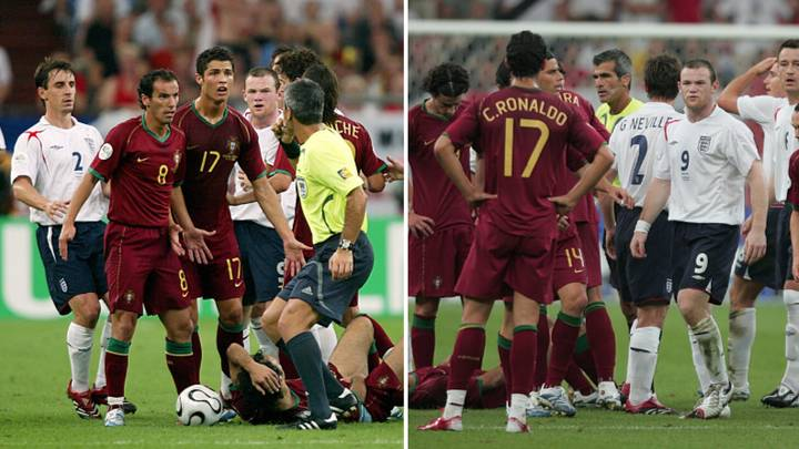 Sir Alex Ferguson Reveals Wayne Rooney's Reaction After Cristiano Ronaldo's Wink