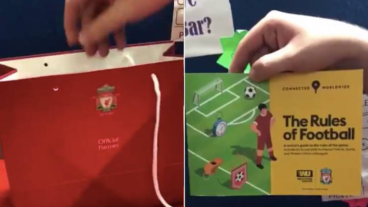 Liverpool's Corporate Goody Bag Shows How Premier League Has Become A Tourist Attraction