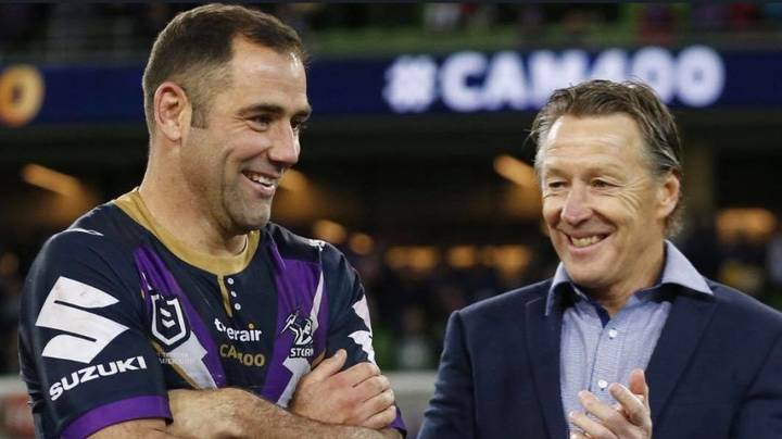 Cameron Smith Finally Announces Retirement From Professional Rugby League
