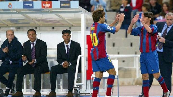 13 Years Ago Today Lionel Messi Made His Debut
