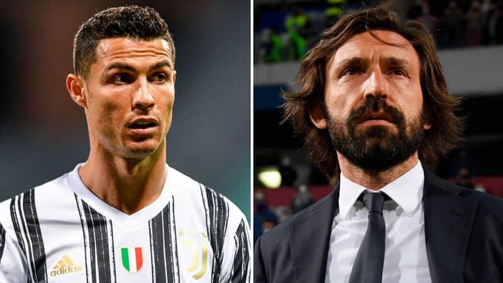 Juventus Identify Cristiano Ronaldo's Replacement If They Fail To Make Champions League Next Season