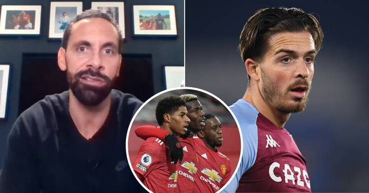 Rio Ferdinand Reveals How Jack Grealish Fits Into His Dream Manchester United Line-Up