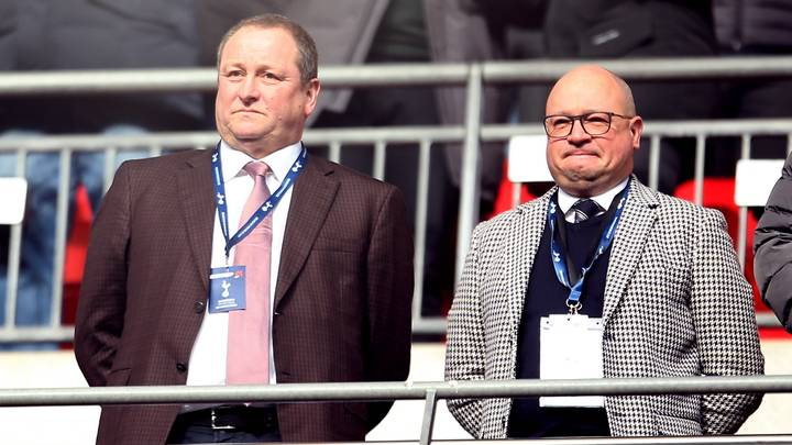 Mike Ashley Has Reportedly Sold Newcastle United To A Dubai-Based Billionaire For £350m