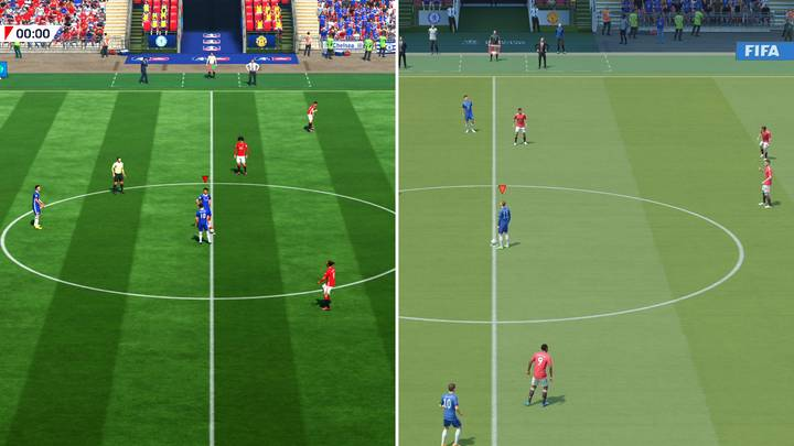Damning Images Show FIFA 21's Next-Gen Graphics Aren't As Good As FIFA 17's