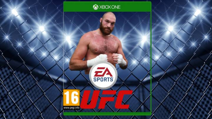 Tyson Fury Set To Appear In EA Sports UFC 4 Game