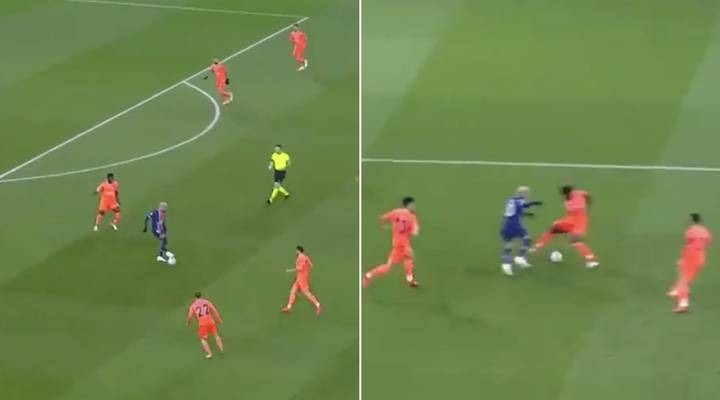 Neymar Pulls Off Cheeky Nutmeg Before Scoring Sensational Goal Against Istanbul Basaksehir