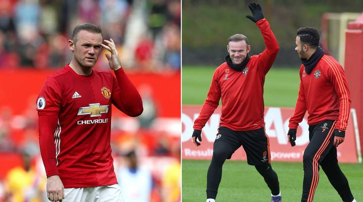 Wayne Rooney Reveals How Memphis Depay Ignored His Advice At Manchester United